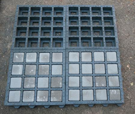 Rasengitter betonsteine